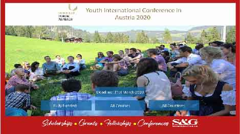 Youth International Conference aus