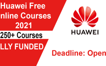 Huawei Free Online Courses