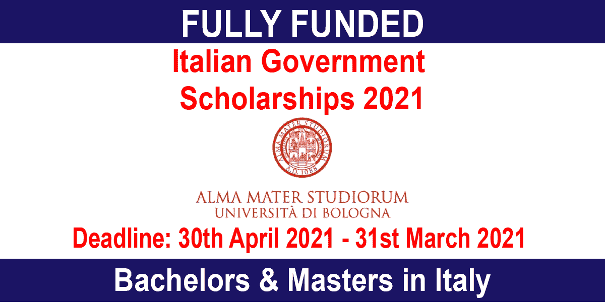 Italian Government Scholarships