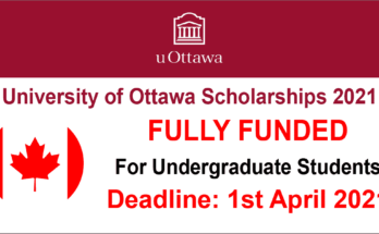 University of Ottawa Scholarships