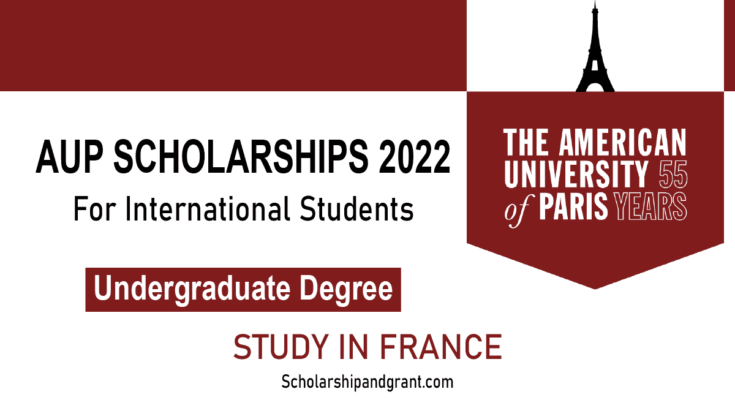 AUP Scholarships