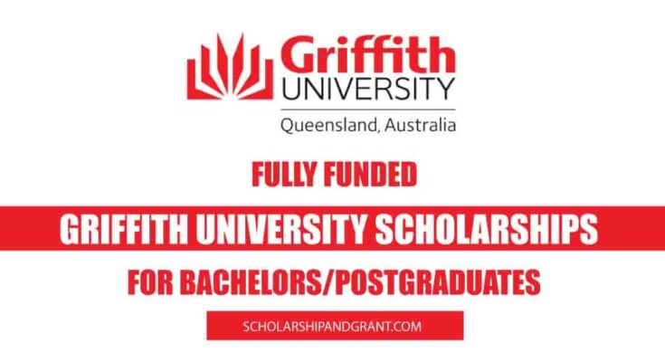 Griffith University Remarkable scholarship
